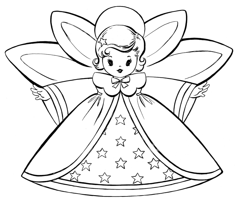 Angels-Coloring-Page-GraphicsFairy