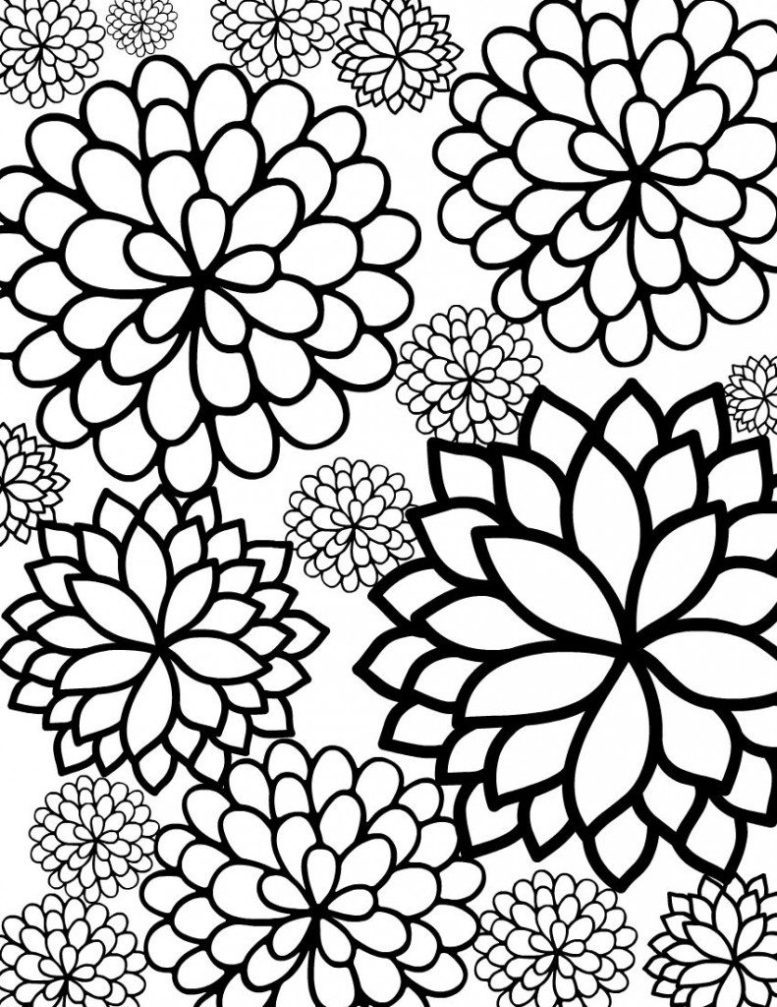flower-coloring-pages-791x1024